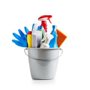 pulizie di casa igienizzare disinfettare casalinghi